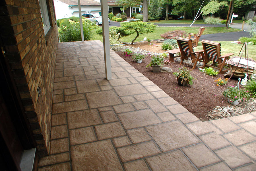 Decorative Outdoor Tiles